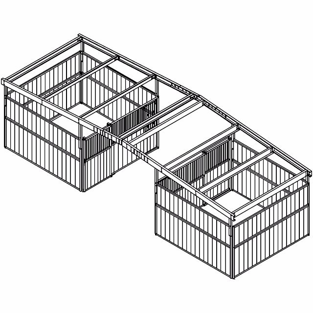 Modular Shelter Systems : Modular horse shelters more